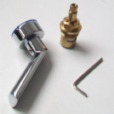 Wing Tap Lever Head and Ceramic Tap Cartridge - Cold - 62010158